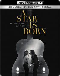 Csillag születik (4K UHD + Blu-ray) Blu-ray