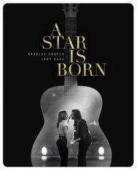 Csillag születik  - limitált, fémdobozos változat (steelbook) Blu-ray