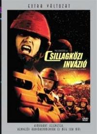Csillagközi invázió DVD