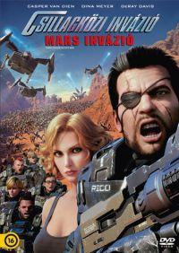 Csillagközi invázió: Mars invázió DVD