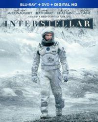 Csillagok között Blu-ray