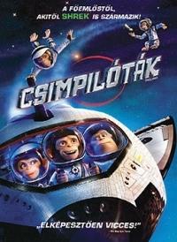 Csimpilóták DVD
