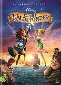 Csingiling és a kalóztündér DVD