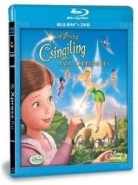 Csingiling és a nagy tündérmentés (Blu-ray+DVD) Blu-ray