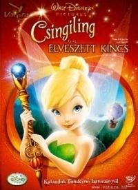 Csingiling és az elveszett kincs DVD