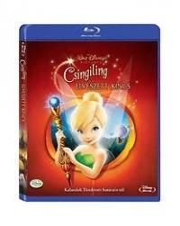 Csingiling és az elveszett kincs Blu-ray