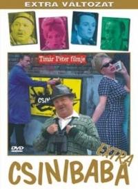 Csinibaba DVD