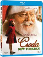 Csoda New Yorkban Blu-ray