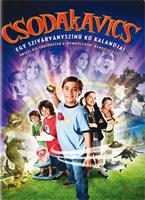 Csodakavics DVD