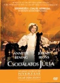Csodálatos Júlia DVD