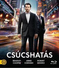 Csúcshatás Blu-ray
