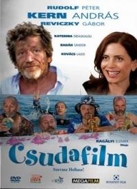 Csudafilm DVD