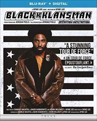 Csuklyások - BlacKkKlansman Blu-ray