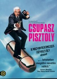 Csupasz pisztoly (szinkronizált változat) DVD