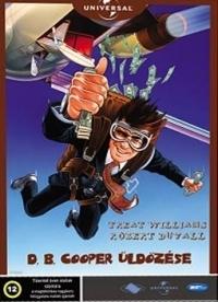D.B. Cooper üldözése DVD