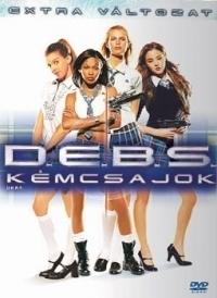 D.E.B.S. - Kémcsajok DVD