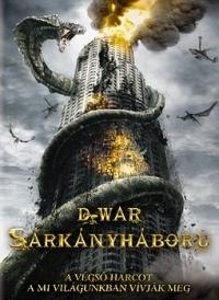 D-War - Sárkány háború DVD