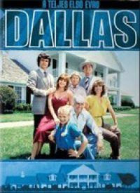 Dallas - 1. évad (2 DVD) (Klasszikus) DVD
