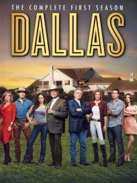 Dallas: 1. évad (3 DVD) (új sorozat - 2012) DVD