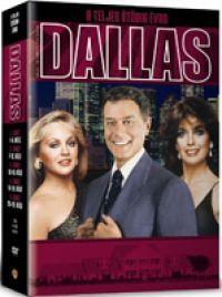 Dallas 5. évad (5 DVD) DVD