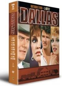 Dallas 6. évad 1. kötet (5 DVD) DVD