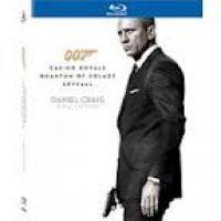Daniel Craig Bond-gyűjtemény (Casino Royale, A Quantum csendje, Skyfall, Spectre) (4 Blu-ray) Blu-ray