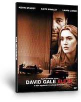 David Gale élete DVD
