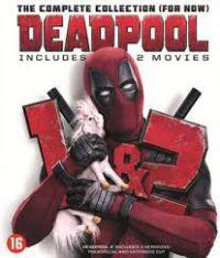 Deadpool 1-2. (2 DVD) DVD