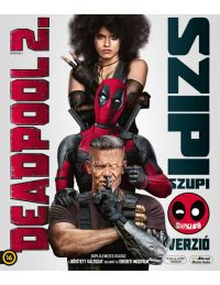 Deadpool 2. *2 lemezes* Blu-ray