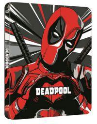 Deadpool - 2 éves jubileumi limitált, fémdobozos változat (steelbook) Blu-ray