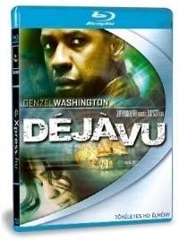 Déjá Vu Blu-ray