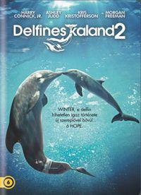 Delfines kaland 2. DVD