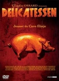Delicatessen DVD