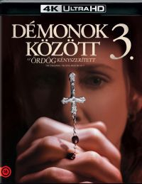 Démonok között 3 - Az ördög kényszerített (4K UHD + Blu-ray) Blu-ray