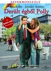Derült égből Polly DVD