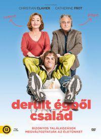Derült égből család DVD