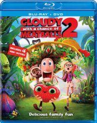 Derült égből fasírt 2 - A második fogás Blu-ray