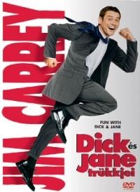 Dick és Jane trükkjei DVD