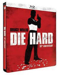 Die Hard 1. – Drágán add az életed - limitált, fémdobozos változat (steelbook) Blu-ray