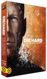 Die Hard 1-5. gyűjtemény (új kiadás) (5 BD) Blu-ray