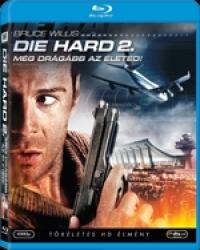 Die Hard 2. - Még drágább az életed (új kiadás) Blu-ray