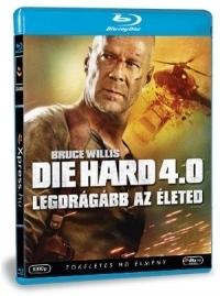 Die Hard 4.0 - Legdrágább az életed (új kiadás) Blu-ray