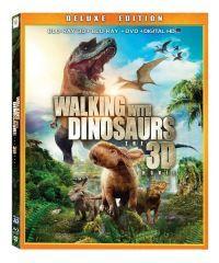 Dinoszauruszok - A Föld urai 2D és 3D Blu-ray
