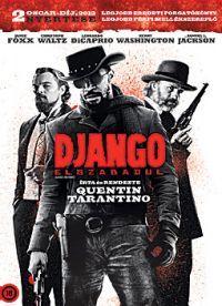 Django elszabadul DVD