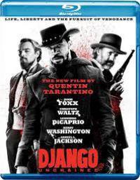Django elszabadul Blu-ray