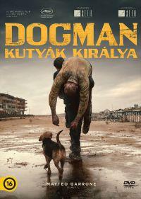 Dogman - Kutyák királya DVD