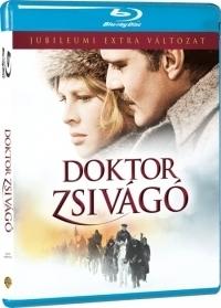 Doktor Zsivágó *Jubileumi extra változat* (Blu-ray+DVD) Blu-ray