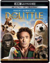 Dolittle (4K UHD + Blu-ray) Blu-ray
