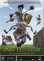 Don Quijote szamarancsa DVD