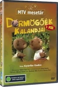 Dörmögőék kalandjai DVD